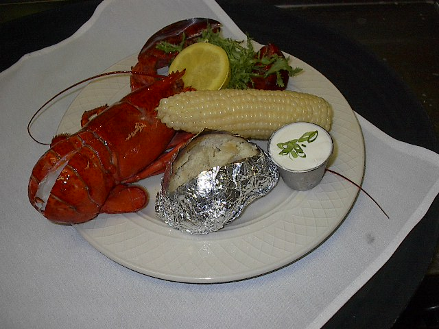 New England Lobster dinner at CCC